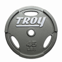 TROY Machined Steel Grip Plate