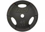 TROY PLATES - 35 Pound Plate Product Code: TOILGPR-3500