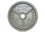 TROY PLATES - 2.5 Pound Plate Product Code: TOSP-250