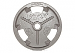 VTX PLATES - 2.5 Pound Plate Product Code: VTXS-250