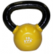 PREMIUM VINYL COATED KETTLEBELLS Yellow