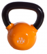 PREMIUM VINYL COATED KETTLEBELLS ORANGE