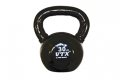 PREMIUM VINYL COATED KETTLEBELLS Black