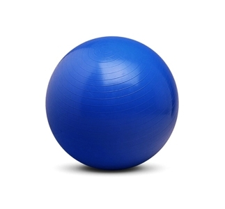 75cm Exercise Ball - BLUE