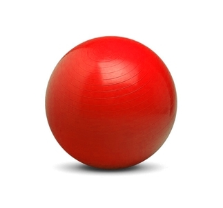 45cm Exercise Ball - RED