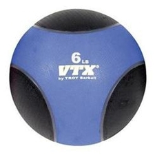 Medicine Ball 6 lb Royal Blue